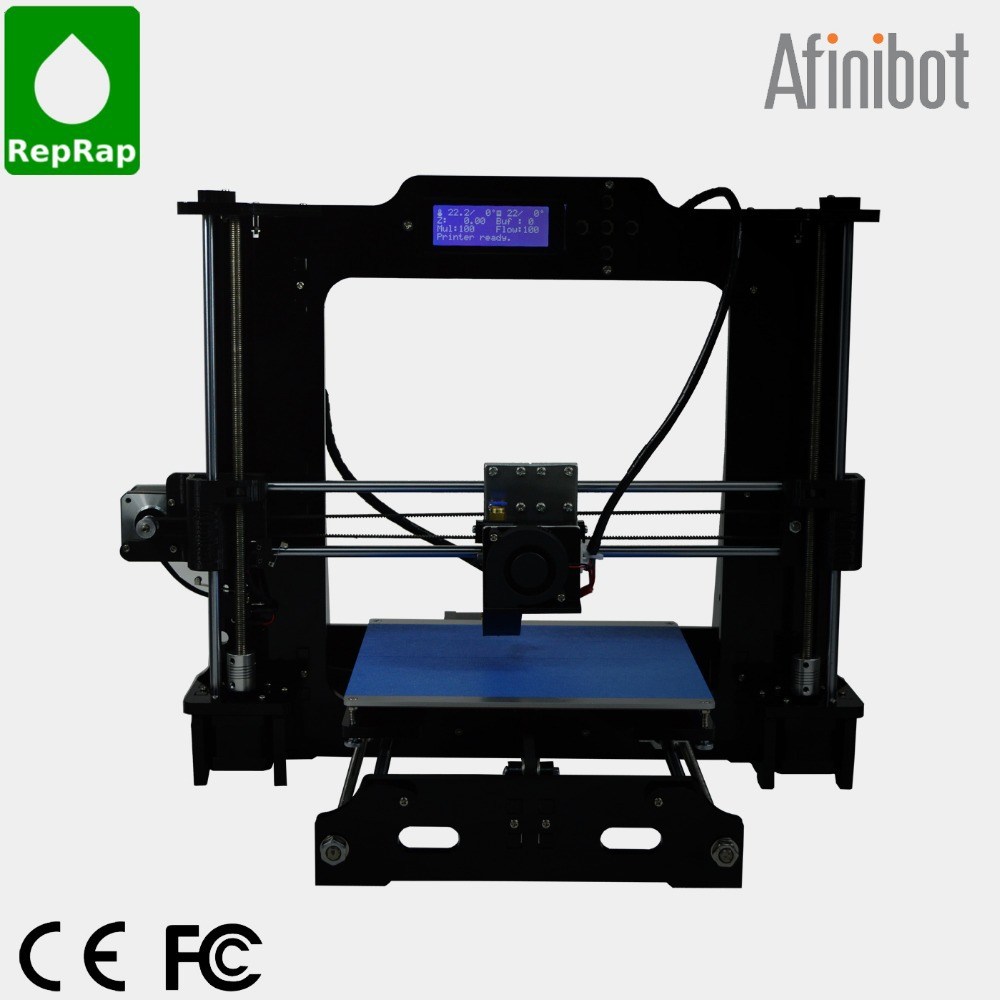 Summer D Gift Easy Assembly Diy Kits With Free Roll Filament Fast Free Shipping Way Reprap Prusa I D Printer